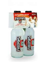 VODKA FREEPOPS ICE duo 414