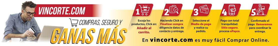 compra online Vincorte.com
